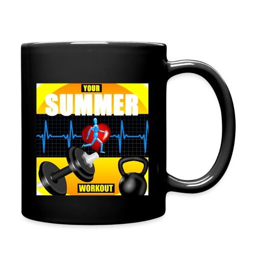 Your_Summer_Workout - Full Colour Mug