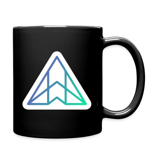 Logo - Gradient on white - Full Colour Mug
