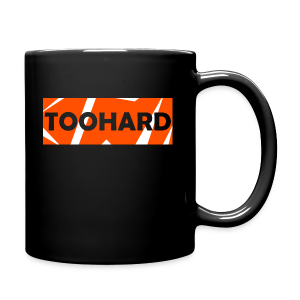 Sweatshirt - TooHard Logo 2 - Full Colour Mug