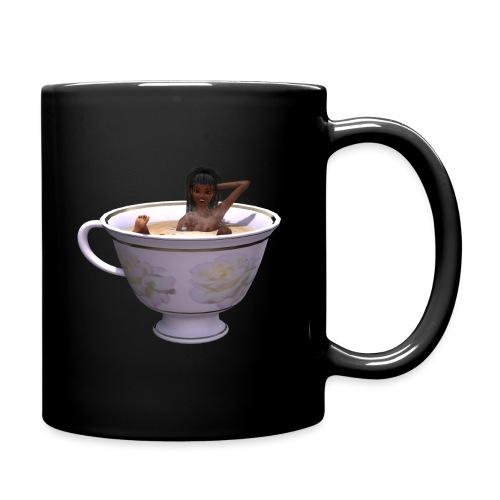 Kaffee2 - Tasse einfarbig