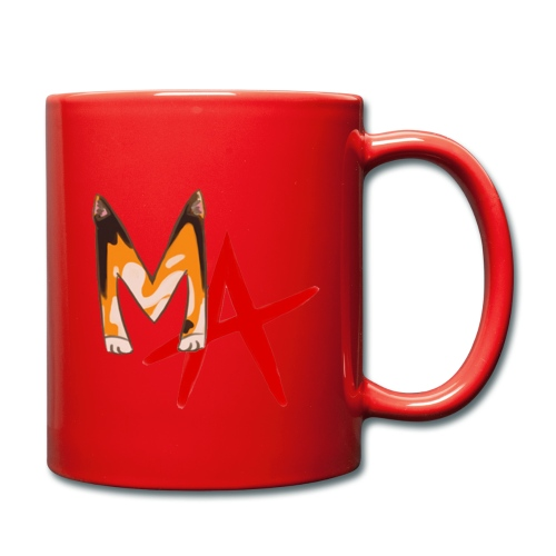 Mog Anarchy Logo - Full Colour Mug