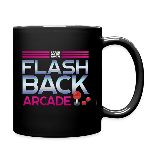 flash back logo png - Full Colour Mug