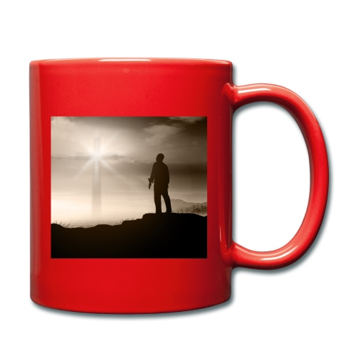 The road to victory - Full Colour Mug