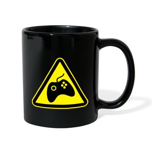 HAZGAM_BLACK - Full Colour Mug