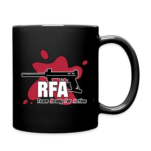 team rfa2 - Tasse einfarbig