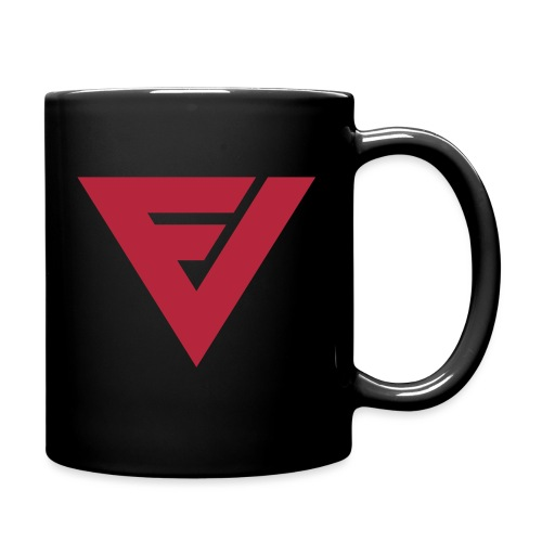fribaveikot_symbol_black - Yksivärinen muki
