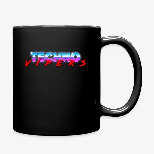 Techno Vipers - Yksivärinen muki