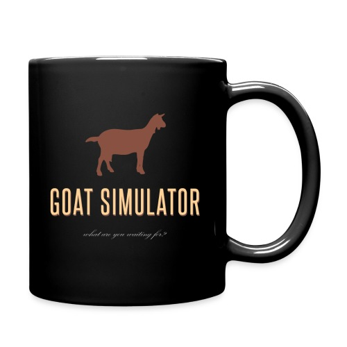 Goat Simulator - Full Colour Mug