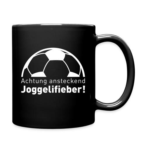 joggelifieber - Tasse einfarbig