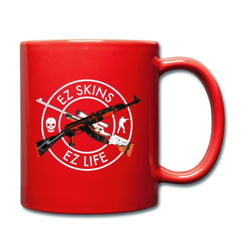 ex1 for black shirts - Full Colour Mug