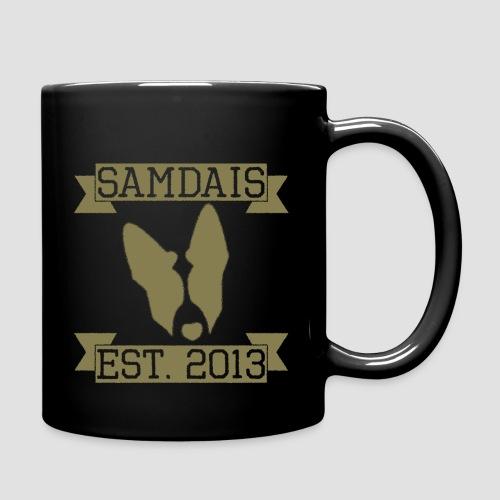 2013 Worn - Full Colour Mug