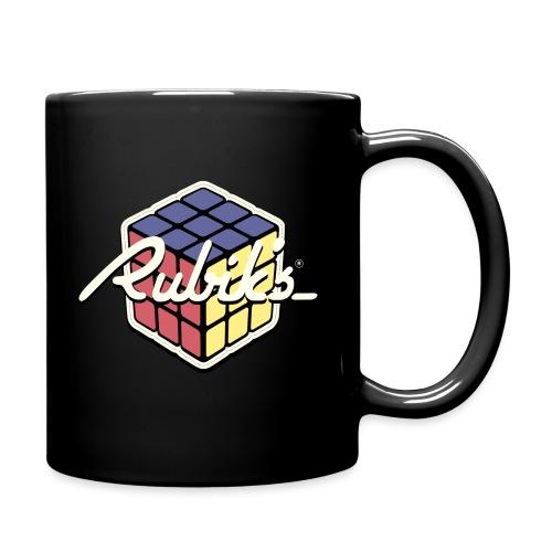 Rubik's Cube Retro Style - Full Colour Mug