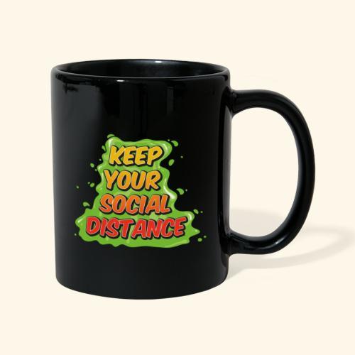 Keep your social distance - Mug uni