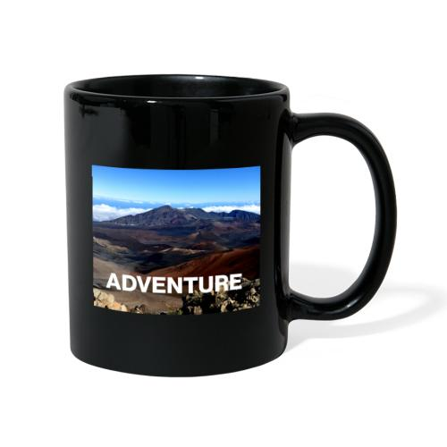 Adventure Vulkan Hawaii - Tasse einfarbig