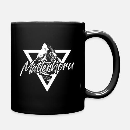 MATTERHORN TRIANGLE - Tasse einfarbig