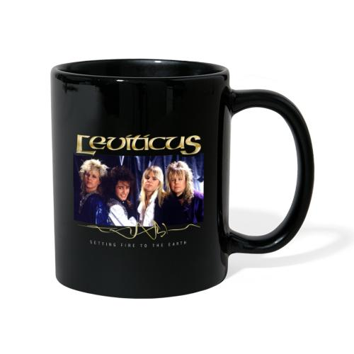 Leviticus - Setting Fire to the Earth 5 - Full Colour Mug