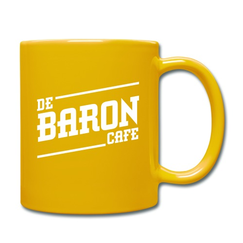 baron no back white - Mok uni