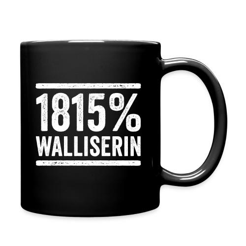 1815% WALLISERIN - Tasse einfarbig