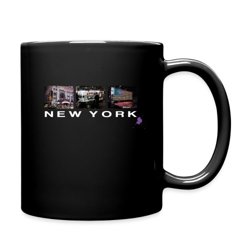 new york color ohne kontu - Tasse einfarbig