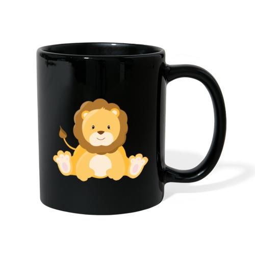 SAFARI Löwe - Tasse einfarbig