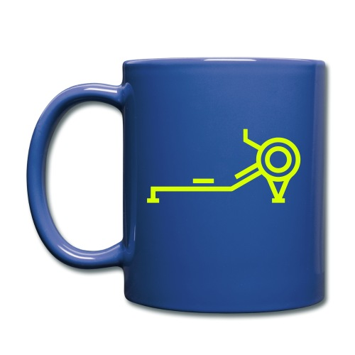 indoor rowing - Full Colour Mug