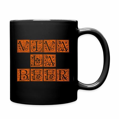 VIVA LA BEER Bier Sprüche Zitate - Tasse einfarbig