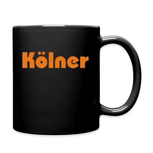 Kölner - Tasse einfarbig