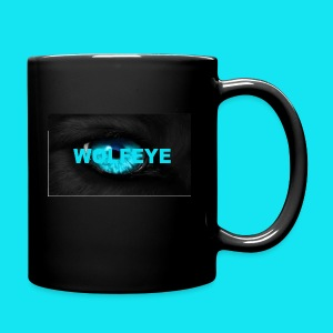 WolfEye T-Shirt - Full Colour Mug