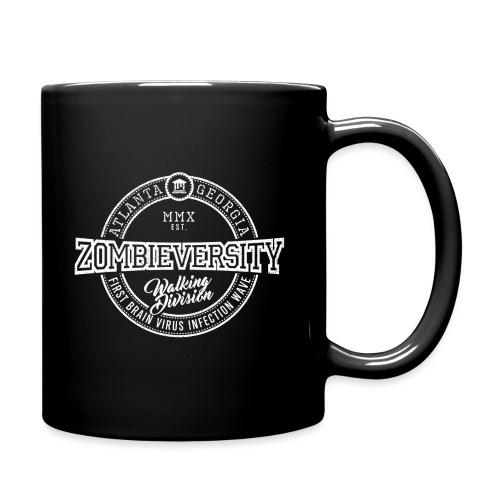 Zombieversity - Tasse einfarbig