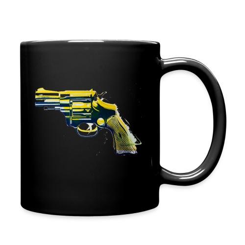 Revolver - Tasse einfarbig