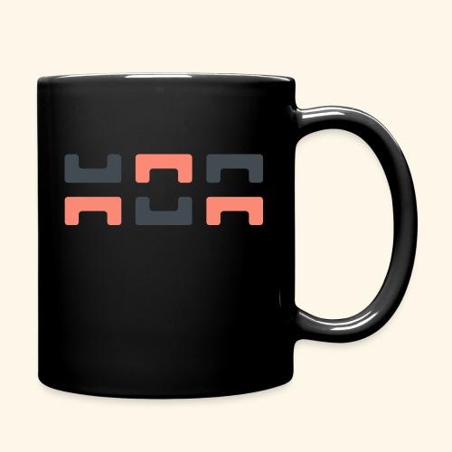 Angry elephant - Full Colour Mug