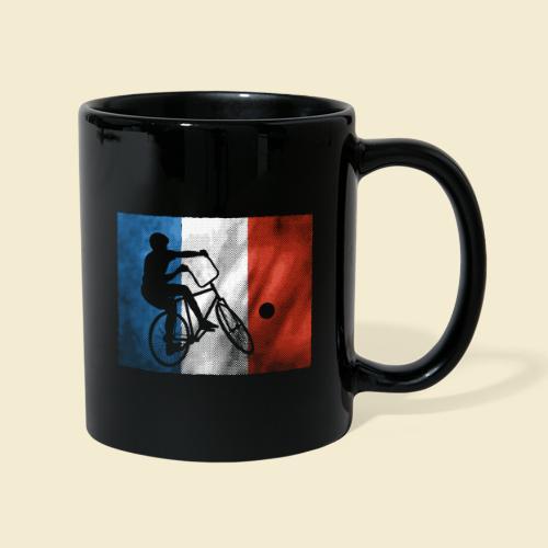 Radball | Flagge Frankreich - Tasse einfarbig