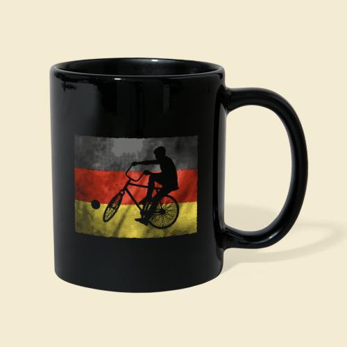 Radball | Flagge Deutschland - Tasse einfarbig