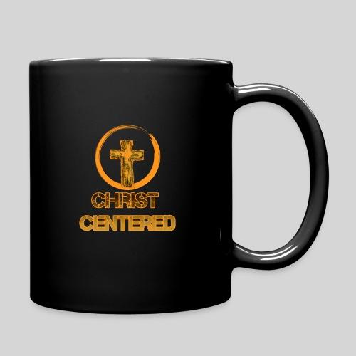 Christ Centered Focus on Jesus - Tasse einfarbig