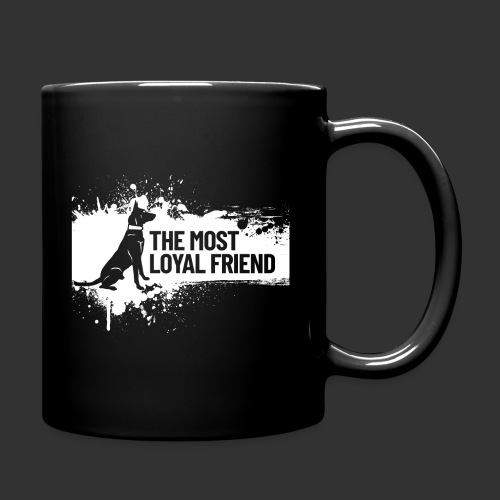 The most loyal friend - Full Colour Mug