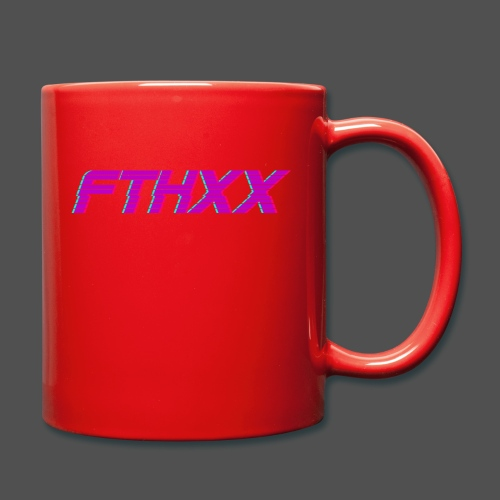 FTHXX Synthwave - Full Colour Mug