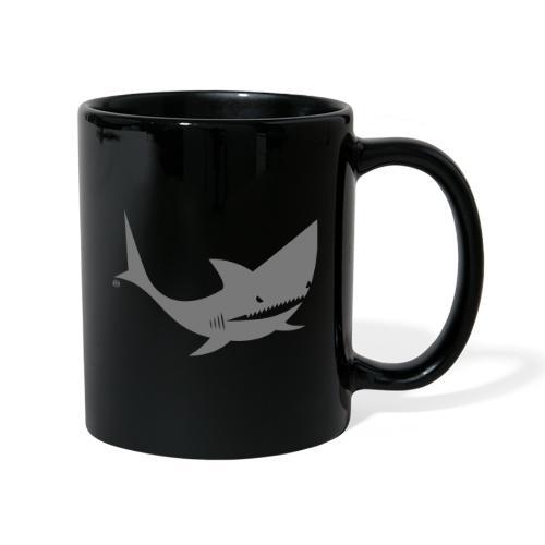 BD Shark - Tasse einfarbig