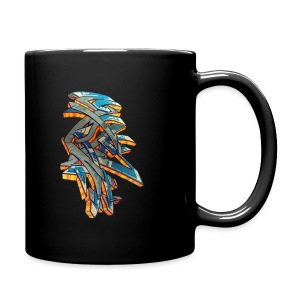 Srow wildstyle sensation 1 - Tasse en couleur
