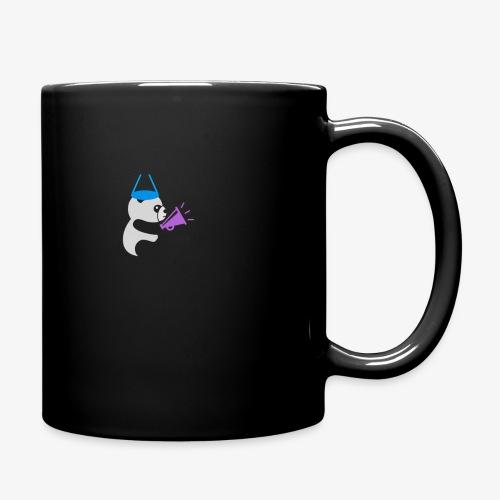 Panda with a megaPhone - Full Colour Mug