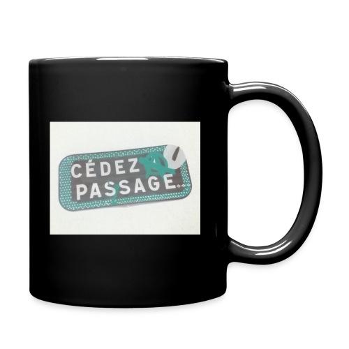 Cédez au PAS/SAGE - Mug uni