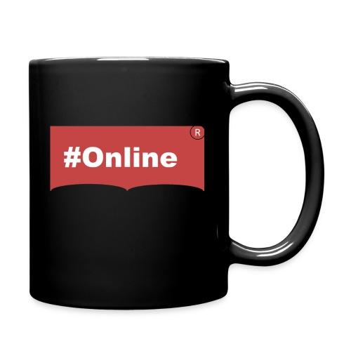 #Online - Tasse einfarbig