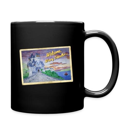 Travellers Guide - Full Colour Mug