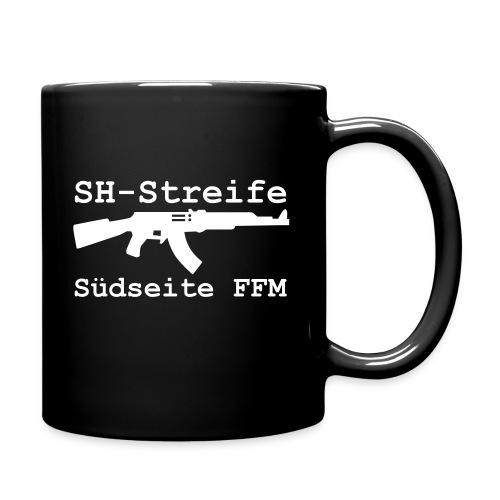 shstreife logo vektor klein - Tasse einfarbig
