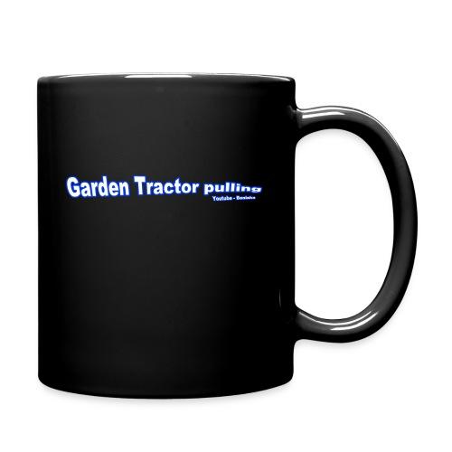 Garden Tractor pulling - Ensfarvet krus