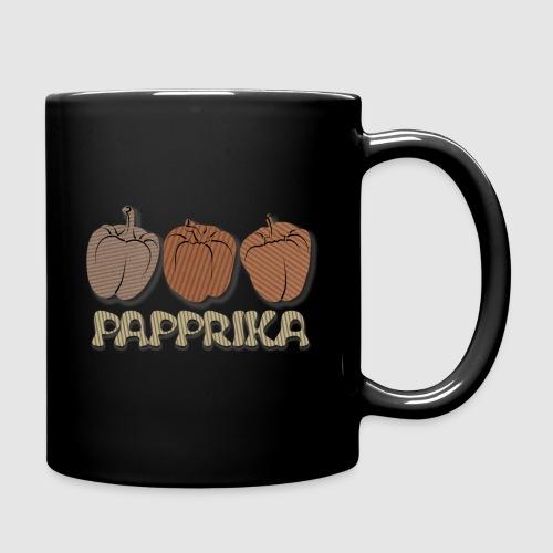 PaPPrika - Tasse einfarbig