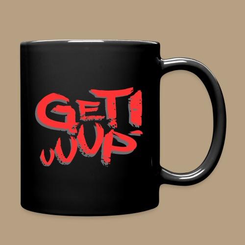 Uuup - Tasse einfarbig