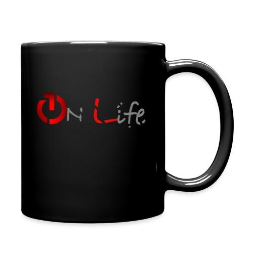 OnLife Logo - Mug uni