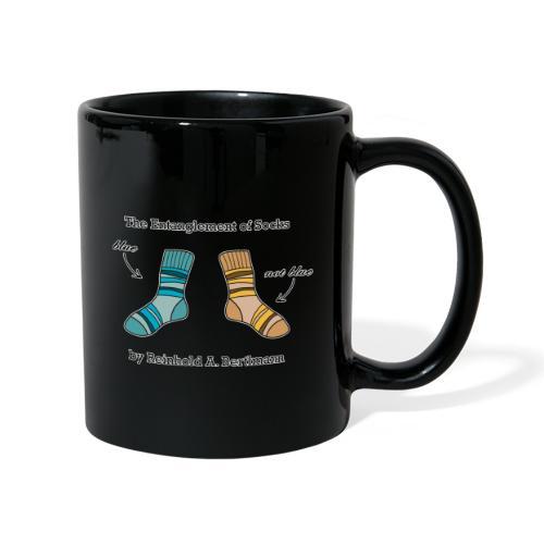 The Entanglement of Socks - Full Colour Mug