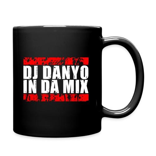 DJ Danyo Logo - Tasse einfarbig