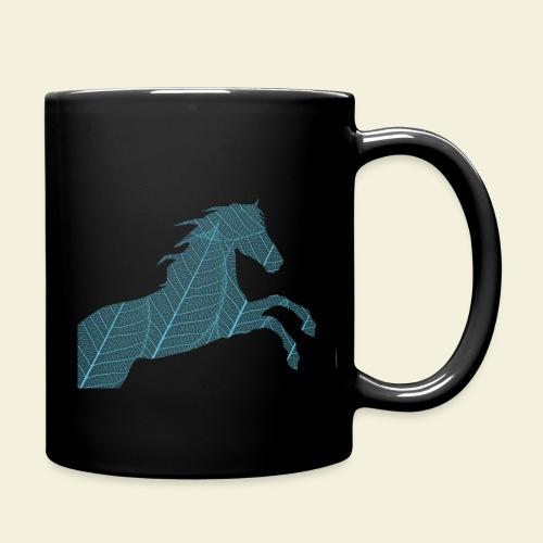 Cheval feuille - Mug uni